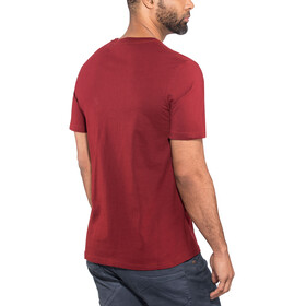 POLER Peace Paw - T-shirt manches courtes Homme - rouge